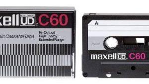 カセットテープラインナップの「74分」という中途半端のがある理由www